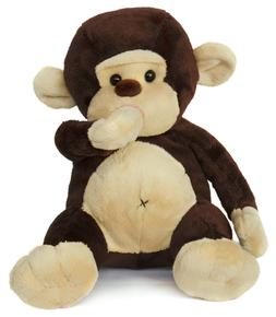 Naughty Eat Finger Little Monkey - Stuffed Animal Plush Toy