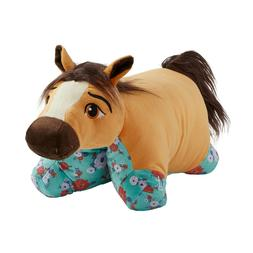 "Pillow Pets NBCUniversal Spirit Riding Free- Spirit 16"" Stuf"