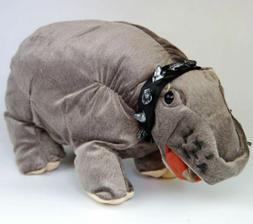 NCIS Bert the Hippo Plush Toy Stuffed Animal RARE Gift In St