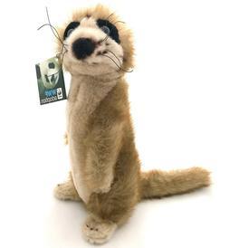 "NEW 10"" Meercat Prarie Dog World Wildlife Fund WWF Stuffed A"