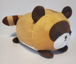 "New 16"" Amuse Animals Tanuki Plush Amufun Raccoon Round1 Amu"