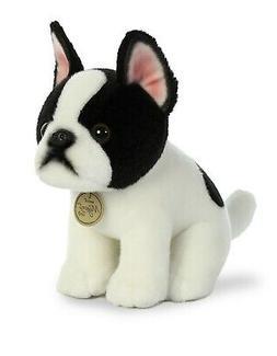 New AURORA MIYONI Soft Stuffed Plush Toy FRENCH BULLDOG FREN