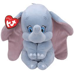 "NEW TY Beanie Buddy 7"" DUMBO Elephant  Plush Animal Toy"