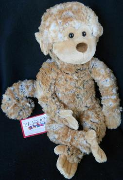 "NEW DOUGLAS Cuddle Toy 16"" BANANAS Monkey PLUSH Stuffed Anim"