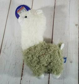 New! Fuzzy Alpaca Plush Toy Kids Stuffed Animal Toy Llama Do
