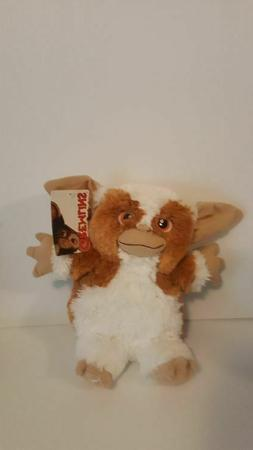 """NEW Gizmo Gremlins 10"""" Plush Stuffed NWT Licensed New In Bag"""