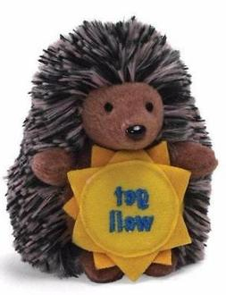 New Gund Greetings Get Well Qwilly Porcupine Stuffed Animal