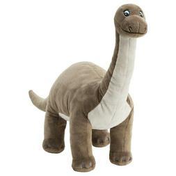 """New IKEA JATTELIK BRONTOSAURUS Soft Stuffed Animal 22"""" Toy D"""
