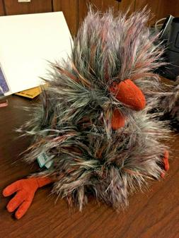 New Jellycat London Mad Pet Orpie Chicken Stuffed Animal, 13