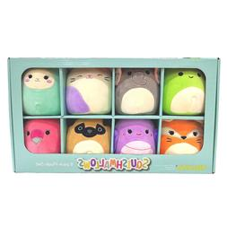 New Kelly Toy Squishmallow 8 pack Plush Minis Animals Set 5""