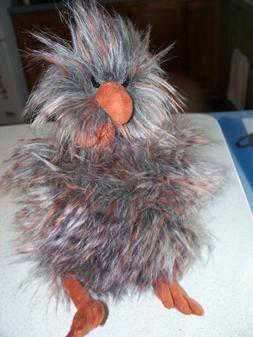 New Jellycat Mad Pet Orpie Chicken Stuffed Animal, 13 inches
