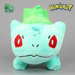 new pokemon bulbasaur plush soft stuffed animal