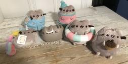New Pusheen Cat Unicorn Potato Lot of 6 Plushies Stuffed Ani
