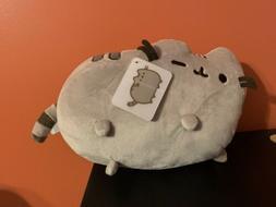 GUND NEW Pusheen Stuffed Animal Plush Cat Cute Winky Laying