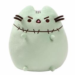 Gund NEW Pusheen ZOMBIE 9.5 inch Halloween Plush Cat Kitty G