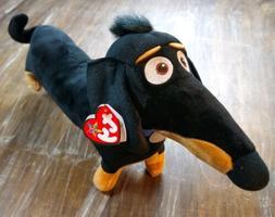 NEW Secret Life of Pets 2 BUDDY Weiner Dog Dachshund Stuffed