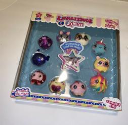 NEW Squeezamals Micro Stuffed Scented Animals Squish Balls 1