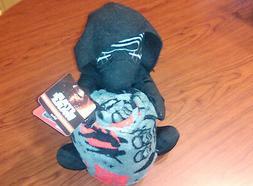 NEW Star Wars Child's Kylo Ren Stuffed Toy & Plush Blanket/T