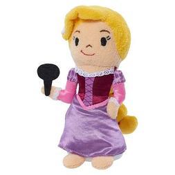 NEW Disney Tangled Rapunzel Plush Stuffed Doll Princess Purp