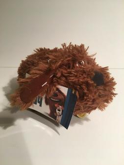 "New - The Secret Life Of Pets DUKE Plush Stuffed animal 7"" I"