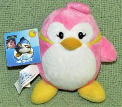NEW WITH TAG AIR PENGUIN STUFFED ANIMAL PINK IPHONE GAME PLU