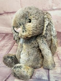 "New JELLYCAT Woodland Babe Bunny 12"" Plush Stuffed Animal Br"