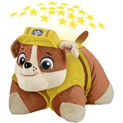 Pillow Pets Nickelodeon Paw Patrol Rubble Dream Lites Stuffe