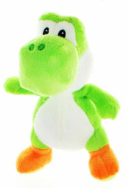 "Nintendo Super Mario Yoshi 8.5"" Stuffed Toy Plush 5pc Set: R"