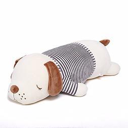 Niuniu Daddy 16'' Super Soft Plush Puppy Stuffed Animal Toy