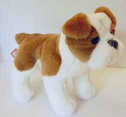 "SAVANNAH by Douglas Cuddle Toy plush 11.5/"" long SWAN stuffed animal bird white"