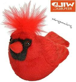 northern cardinal plush