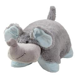 "Pillow Pets Nutty Elephant, 11"" Stuffed Animal Plush Toy"