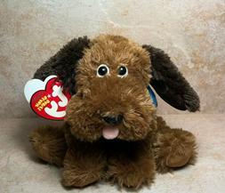 NWMT Ty®  Beanie Baby ~ 2007 {GRAVY} The Bob Evans Dog Plus