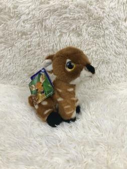 "NWT Wild Republic 7"" Spring Baby Deer Fawn Plush Stuffed Eas"