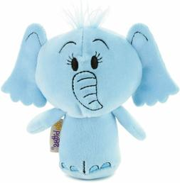 NWT Hallmark itty bittys Limited Edition Horton Stuffed Anim