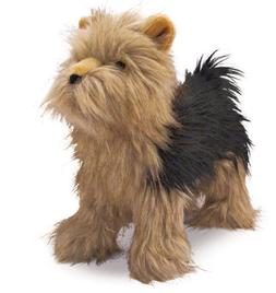 NWT Melissa & Doug Lifelike Detailed Yorkshire Terrier Plush