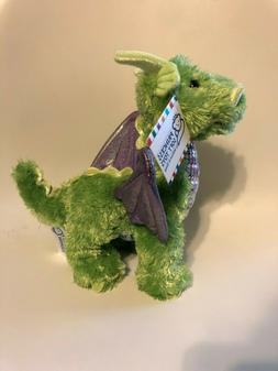 NWT Melissa & Doug Zephyr Dragon Stuffed Animal