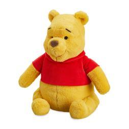 "NWT Disney Store Winnie the Pooh Bear 12"" Plush Toy Doll stu"
