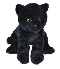 NWT Wild Republic Stuffed Animal Plush Soft Cute Black Cat,