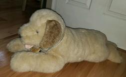NWT Soft Classics Stuffed Plush Dog Golden Retriever 30 inch