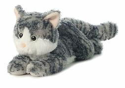 NWT Aurora World Flopsie Cat/Lily Plush 12""