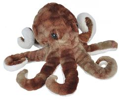Wild Republic Octopus Plush, Stuffed Animal, Toy, Gifts for