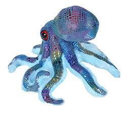 Wild Republic Octopus Plush Stuffed Animal Toy, Gifts for Ki