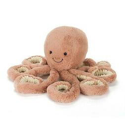 Jellycat Odell Octopus, 22 inches
