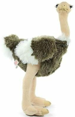 VIAHART Ola The Ostrich | 14 Inch Realistic Looking Stuffed