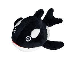 RI Novelty Orca Whale Bean Filled Plush Stuffed Animal