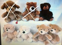 "My Town Originals 6"" Plush Stuffed Animals Lot of 1 Each Cho"