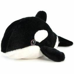 Owen the Baby Orca | 8.5 Inch Killer Whale Stuffed Animal Pl