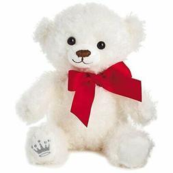 """Hallmark Owen the Bear Stuffed Animal, 7.5"""""""