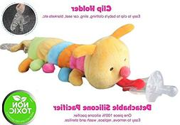 Baby Pacifier Detachable 4 in 1 With Stuffed Animal Toy  By